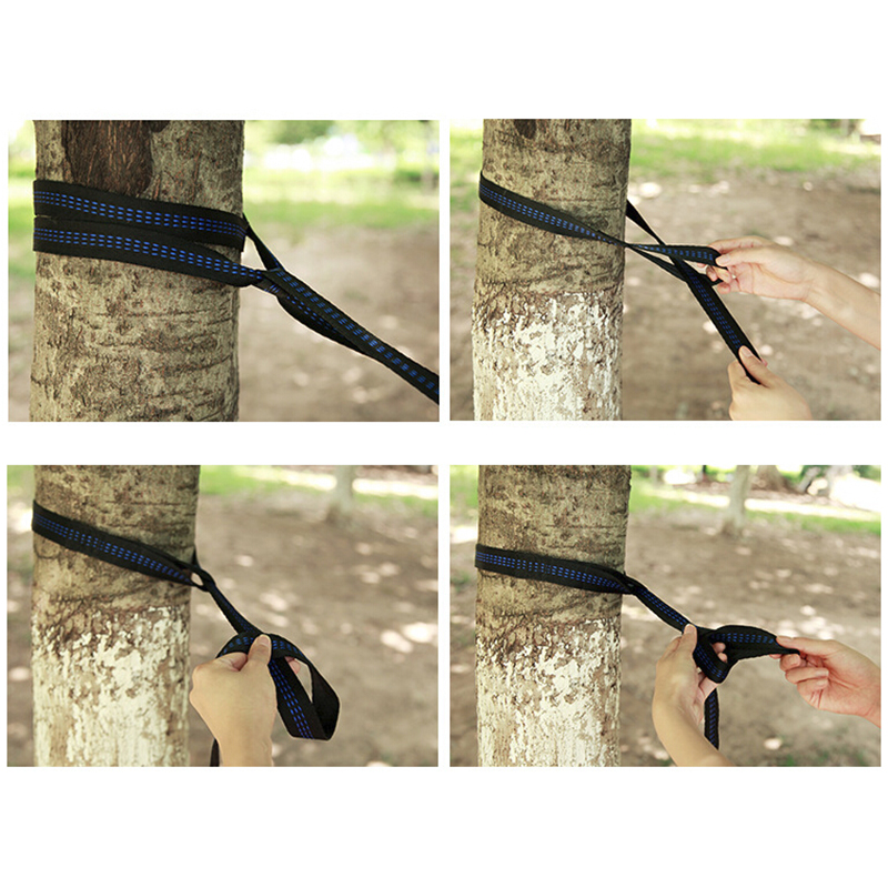 Camping Hammock Outdoor Parachute Tent Portable Tree Hanging Yoga Straps 200cm Clotheslines Aliexpress