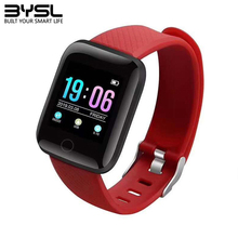 BYSL D13 Smart Bracelet For Android iPhone Waterproof Smart watch Heart Rate Tracker Blood Pressure 116 Plus Wirstbands