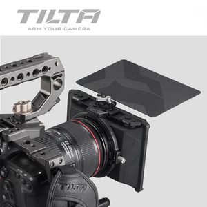 Image 4 - INstock Tiltaing Mini Matte Box with ff t06 mini follow focus for DSLR mirrorless style cameras Tilta lens hood accessories