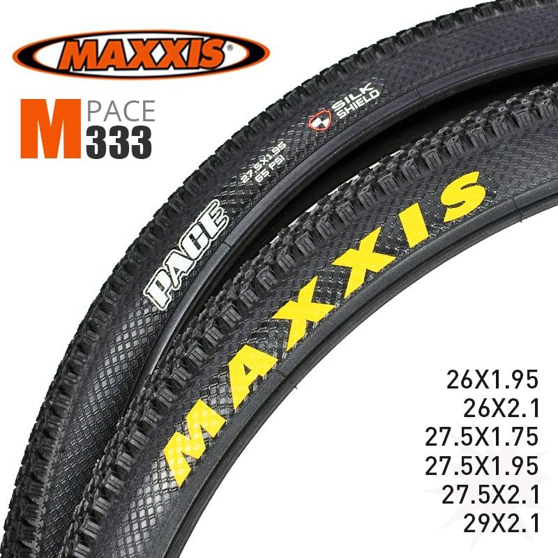 MAXXIS MTB анти прокол велосипедные шины 26 26 26 2,1 27,5*1,95 60TPI M333 27,5 2,1 велосипедные шины 29er горные велосипедные шины pneu велосипедные шины