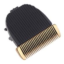 Триммер для стрижки волос, оригинальная керамическая титановая сменная машинка для стрижки, бритва, универсальные аксессуары