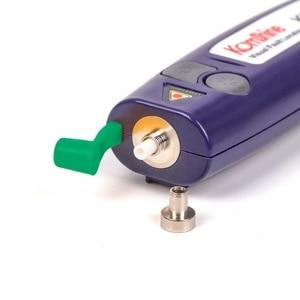 Image 4 - Komshine KFL 10 Mini Handheld Visual Fault Locator VFL Optical Fiber Cable Tester Fiber Optic Fiber Break Checker