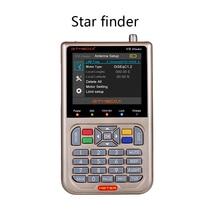 GTMEDIA V8 Finder Meter SatFinder Digital Satellite DVB S/S2/S2X HD TV Signal Receiver Sat Decoder Location
