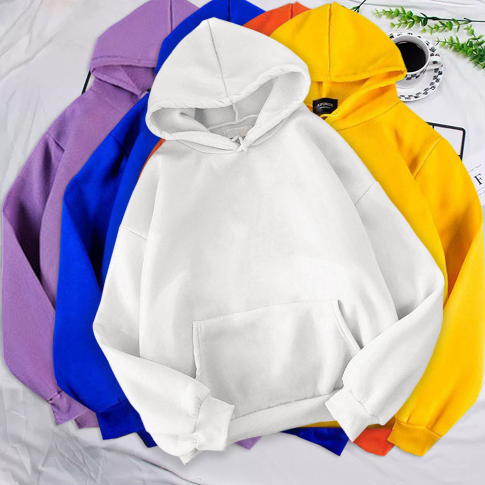 2021 Women Pink Hoodies Warm Ladies Long Sleeve Women's Casual Hooded Pullover Clothes Sweatshirt Dropshipping clothes