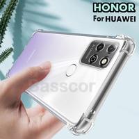 Luxus Stoßfest Silikon Klar handyhülle Für Honor 10 Lite 10i 8x10 20 Pro 9x Huawei P30 P20 p40 Pro Lite Kawaii Zurück Abdeckung