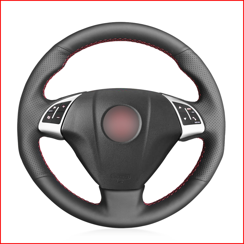 Черная искусственная кожа для Fiat Grande Punto Bravo Linea 2007-2019 Qubo Doblo Opel Combo Accessories