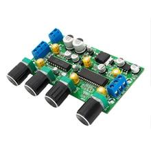 BBE2150 UPC1892T לוח מגבר טון אודיו LM317T אקולייזר Preamp BBE טון שליטה מראש מגבר AC10 24V / DC12 32V