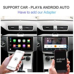 Image 3 - Isudar H53 4G Android 1 Din Авто Радио для VW/Volkswagen/Passat B7 CC B6 Автомобильный мультимедийный GPS 8 ядер RAM 4 Гб ROM 64G камера DVR