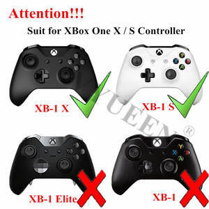 Image 5 - IVYUEEN Plastic Front Top Shell Cover for Xbox One X S Controller Case Skin Recon Tech Special Edition Limited for X Box ONE