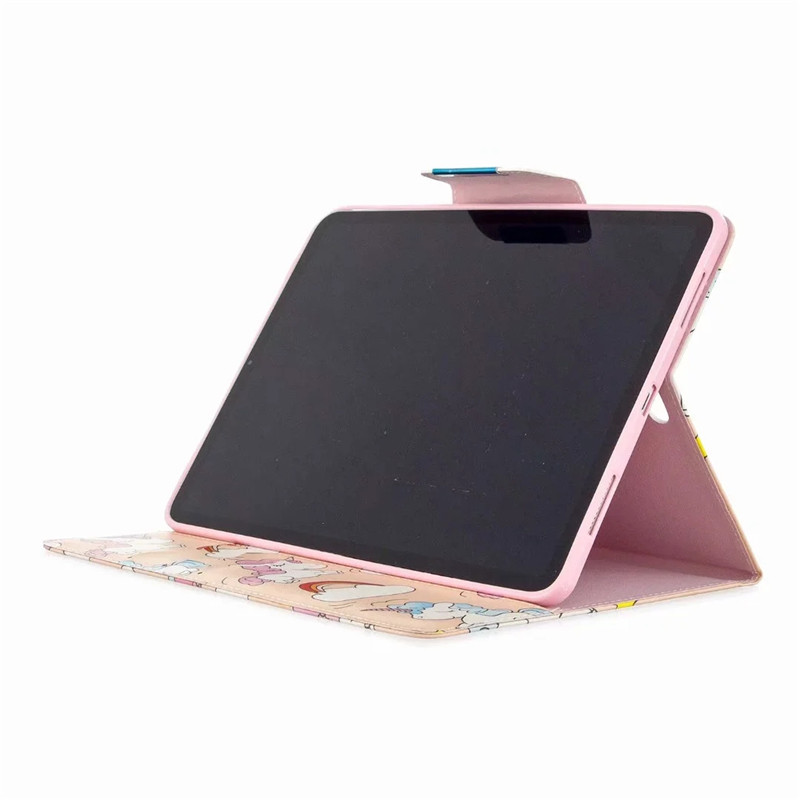 Cover Panda for 11 Kawaii Funda Flamingo For Case Unicorn 2020 Coque iPad Pro Tablet