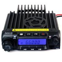 Retevis RT 9000D Mobile Car Radio Transceiver VHF 66 88MHz (or UHF) 60W 200CH Scrambler Walkie Talkie+Speaker MIC+Program Cable
