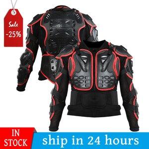 Motorcycle Full Body Armor Spi