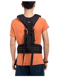 Image 5 - Appareil photo DSLR utilitaire ceinture technique harnais Kit photographie suspendus lentille pochette étui multifonctionnel fixe sac à dos sangle