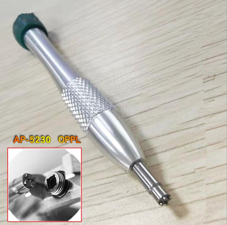 Free Shipping 1 Pc AP-5230 Watch Crown Tube Screwdriver For Watch Repair
