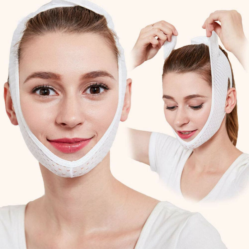 Women Face-lift Face Slimming V Shape Facial Thin Mask Reduce Double Chin New
