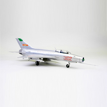 Trumpeter 1:48 Scale Chinese PLAAF J-7A J-7B J-7G J-7 MiG-21 F-13 Fighter Plane Airplane Aircraft Toy Plastic Assembly Model Kit j