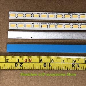 Image 3 - 10 adet/grup 72LEDs 520MM 46 aşağı LJ64 03035A LED şerit kızak 2011SGS46 5630 72 H1 REV0 için LTA460HQ12 LED46860iX LTA460H yeni