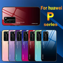 For huawei p40 lite case p smart 2021 2019 phone cover p30 pro p20lite psmart p20 p40pro p30lite p30pro p40lite light silm
