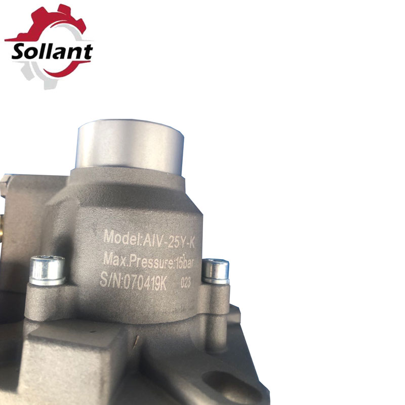 air compressor Intack  valve?intack valve?JIV-50B-KLR-BJ?22KW Screw air compressor intack valve