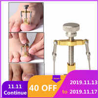 Ingrown Toenail Corrector Pedicure Foot Nail Care Tools Stainless Steel Pedicure Treatment Onyxis Bunion Correction Tool