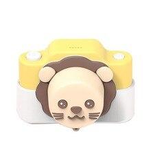 Мини мультфильм Санта Клаус Дети Wifi цифровая камера малыш обучающая игрушка для детей подарок на день рождения 24MP умная детская камера