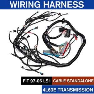 Image 5 - 03 07 LS tak szybko, jak to możliwe do VORTEC samodzielny kable W wiązce W/4L60E DBC 97 06 T56 kable W wiązce jazdy samochodem za pomocą drutu 4.8 5.3 6.0 3 rodzaje