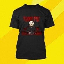 Detalhes sobre vinnie paz hiphop exército dos faraós iii bill masculino preto camiseta tamanho S-3XL-mostrar título no original