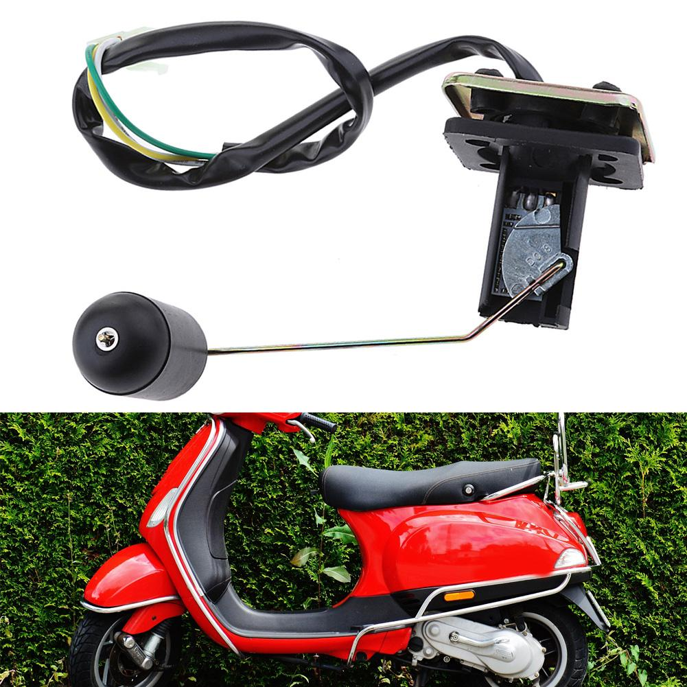 Hight Quality Motorcycle Moped Scooter Bike Universal Fuel Tank Oil Float Gauge Fuel Level Sensor датчик мото