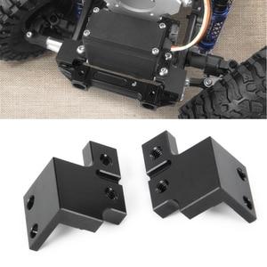 Сервопривод AXSPEED из алюминиевого сплава для осевого автомобиля SCX10 90046 RC 1/10 Crawler Car