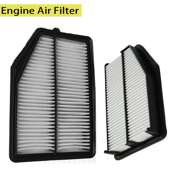 Cabin Air Filter for Honda CRV 2015 Accord Civic Pilot Odyssey Crosstour Acura carbon Air conditioning Clean Dust Air Filter image
