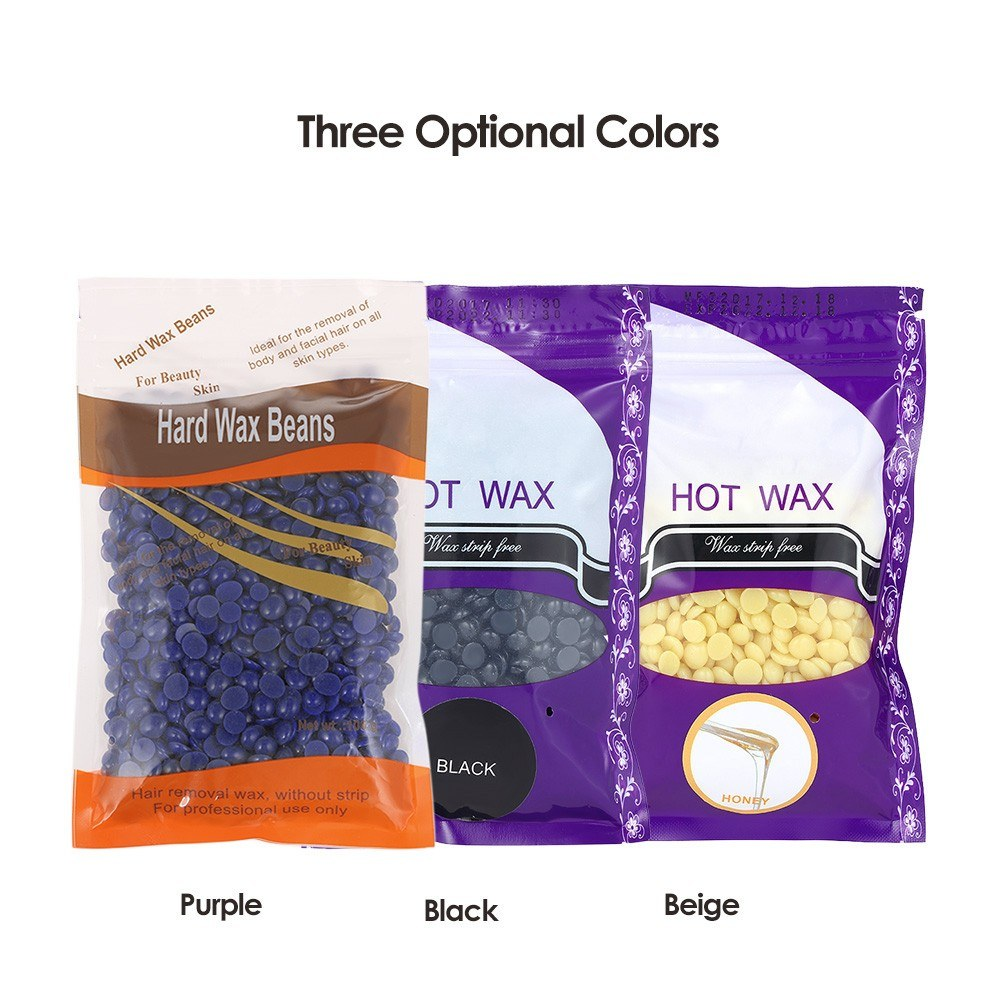 Hair Removal Wax Bean Body Hair Remover Hard Wax Beans No Strip Depilatory Hot Hard Wax Hair Removal Bean Wax Heaters Aliexpress