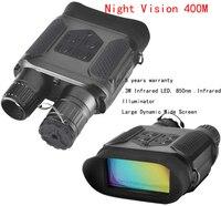 NV400B 7X31  binoculares de visión nocturna Digital para caza con infrarrojo  2 0 LCD  gafas de visión diurna y nocturna militar  telescopio para caza