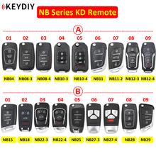 NB04 NB11 NB10 NB12 NB15 NB18 NB25 NB27 NB28 NB29 KD Remote Key for KD900 KD900+ URG200 KD X2 (All Functions Chips in One Key)
