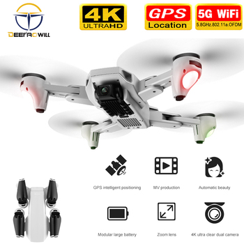 2020 NEW S103 Pro  Drone With 4K Camera RC Quadcopter Drones HD 4K GPS 5G WIFI FPV Foldable Dron Helicopter Toy VS F3 S167 SG906 hot sell v911 v911 1 upgrade version v911 pro v911 2 4 channel 2 4ghz gyroscop remote control rc helicopter vs syma f1 f3