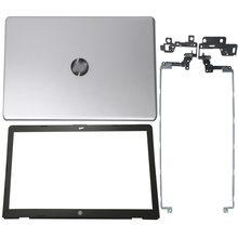 Новый ноутбук lcd задняя крышка/передняя рамка/Петли для hp
