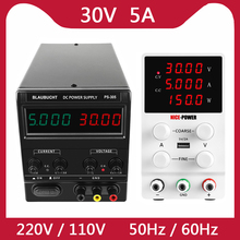 New 2020 Adjustable Switching DC Lab Bench Power Supply LCD