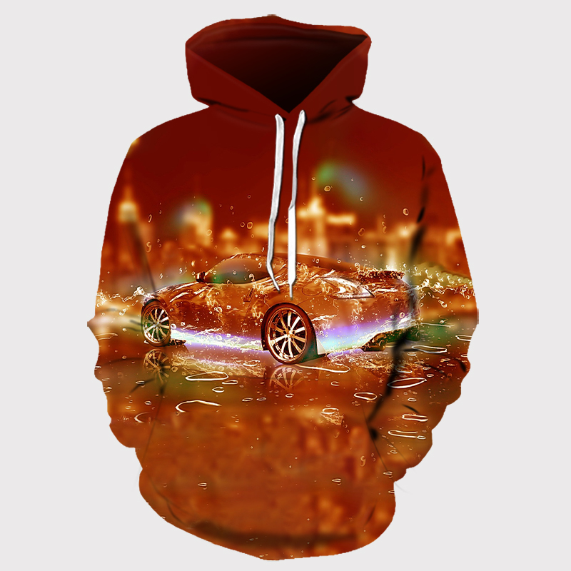3D Printed Abstract Hoodies Men&Women 33