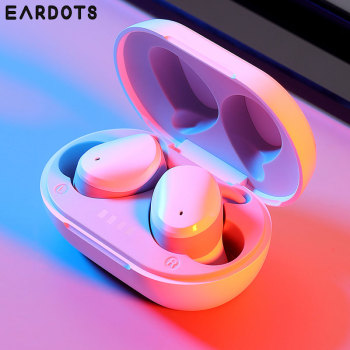 цены Eardots V98 TWS Wireless Earphones Bluetooth 5.0 Earphones, HD Stereo Wireless Earphones, Noise Cancelling Game Earphones