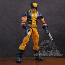 Original X men Logan Action Figure High Quality  Super hero Deadpool PVC Loose Figure Toy 16cm 2 Styles