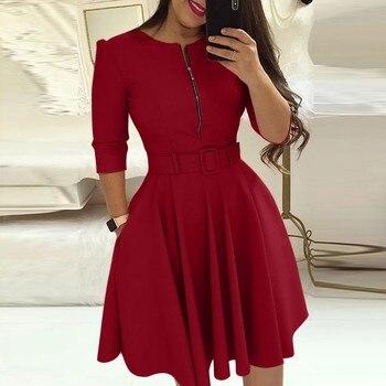 Short Day Dress 1