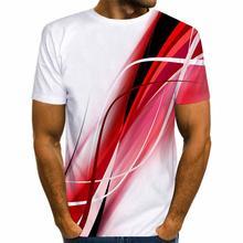 Мужская графическая футболка с 3d принтом американский размер