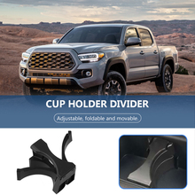 Cup-Holder Sequoia Toyota Tacoma Console for Insert-Divider Elements Car-Part-Ornaments