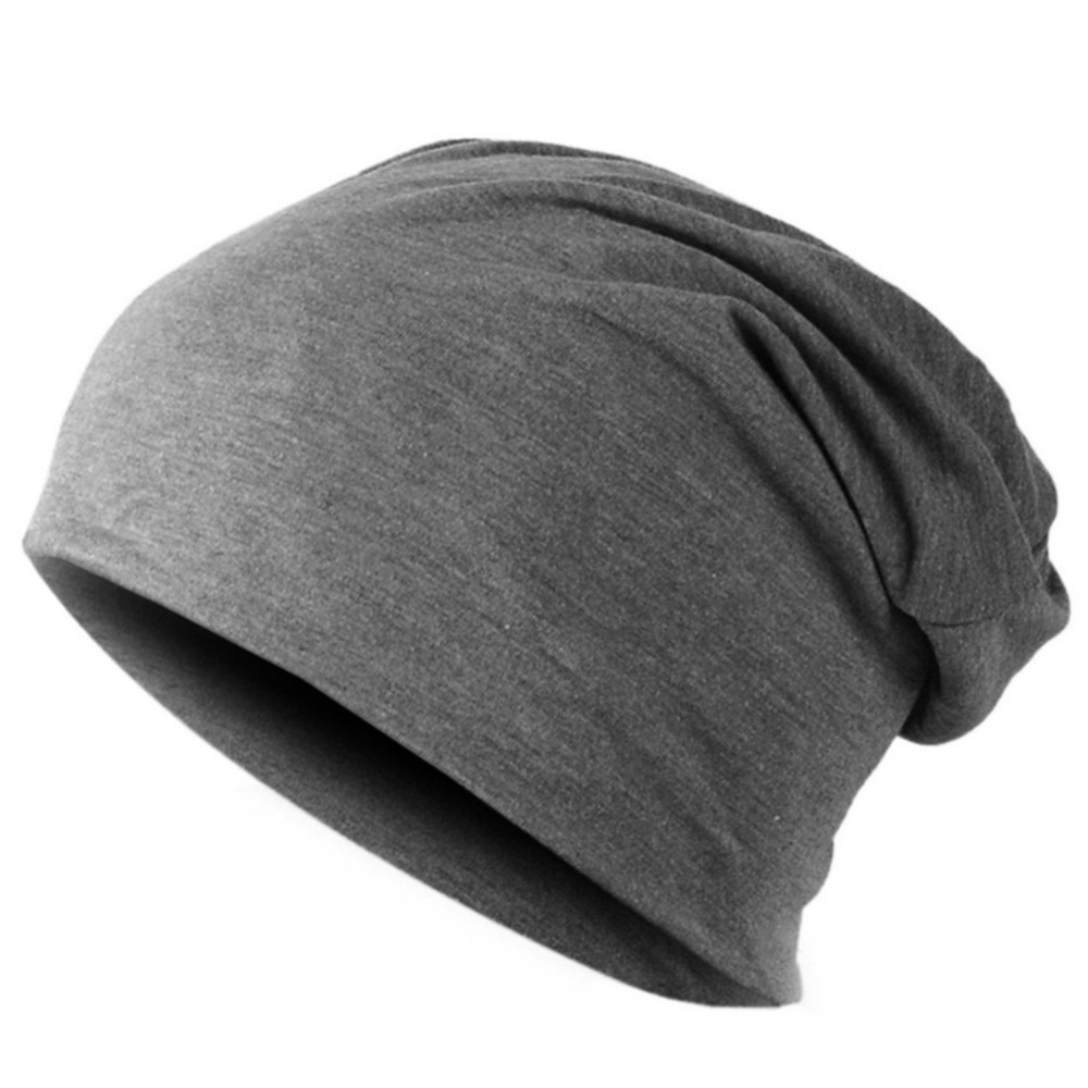 Spring Men Women Knitted Winter Cap Chapeu Casual   Beanies   for Men Solid Hip-hop Slouch   Skullies   Bonnet Unisex Cap Hat Gorro 2019