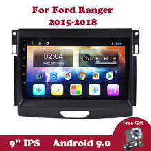 Автомобильный радиоприемник на android 90 для ford ranger 2015