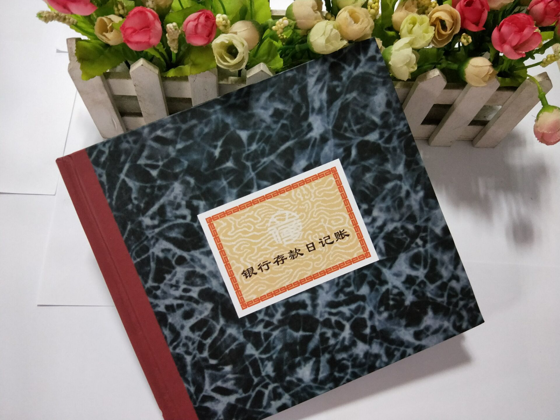 Lixin 235D General Ledger Lixin Account Book C Account 100 Pages/This Bank Deposit Journal 24 Open