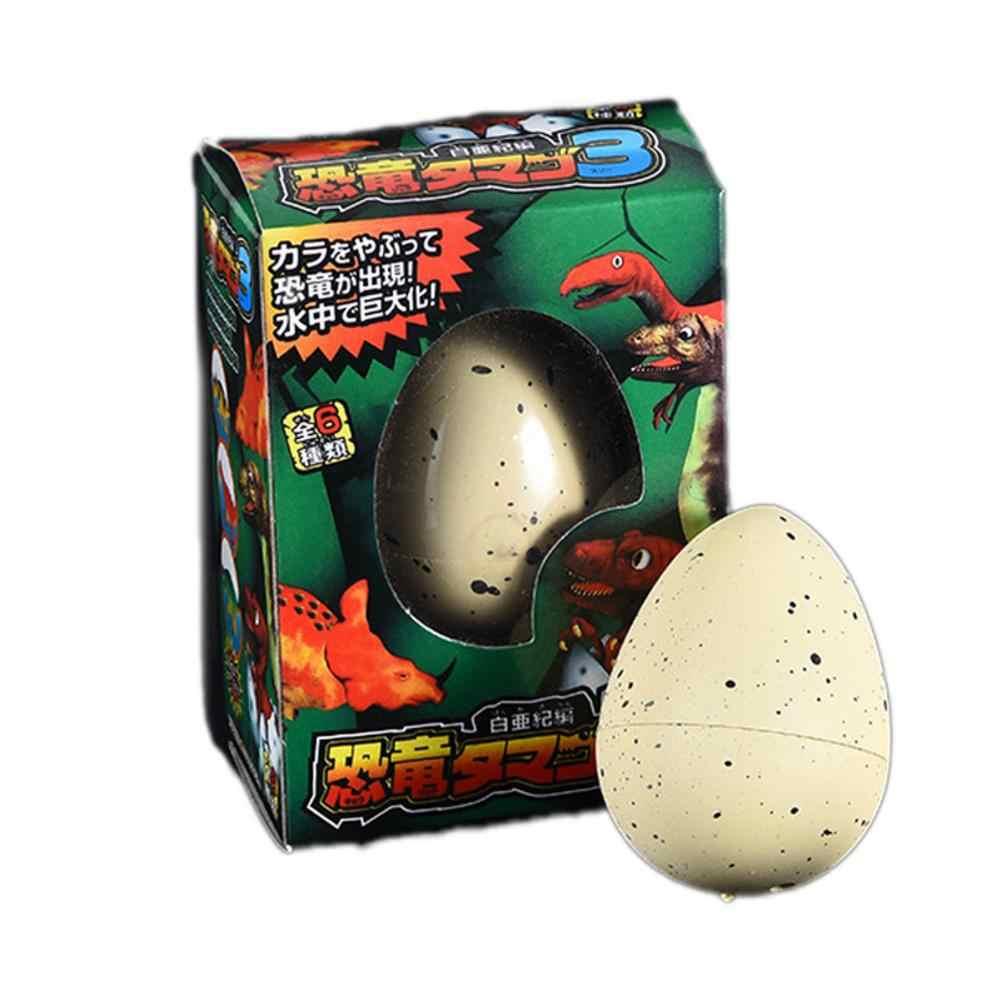 Magique œuf crocodile différentielles schlüpfei avec Crocodile Pour élever des œuf Env 6 cm NEUF