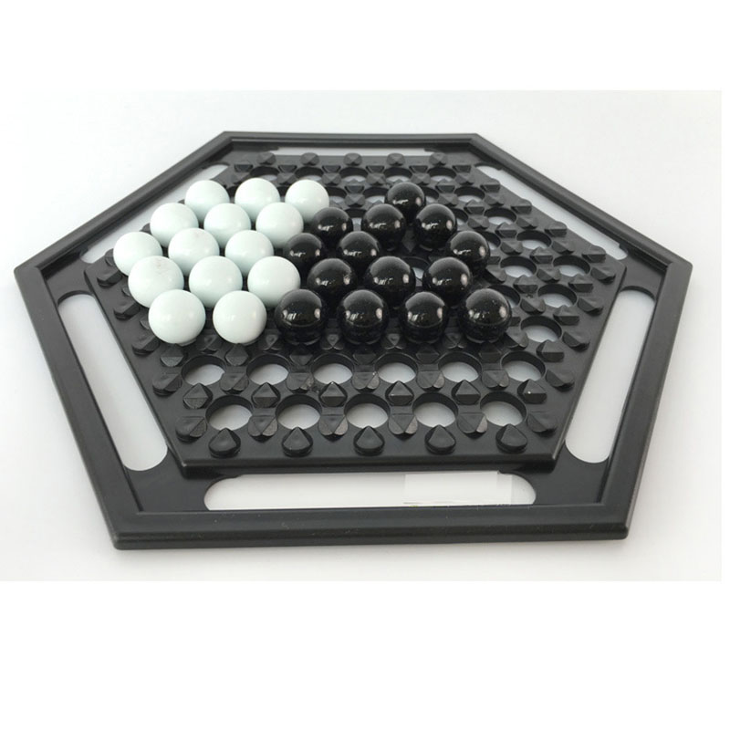 Abalone Table games strategy puzzle chess parent child desktop games puzzle chess gatherin board Puzzle Desktop Game Party game in Chess Sets from Sports Entertainment