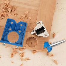 Locator-Tool Woodworking Jig V7A9 35mm Hinge Opener Concealed-Guide Drilling Hole-Accessories