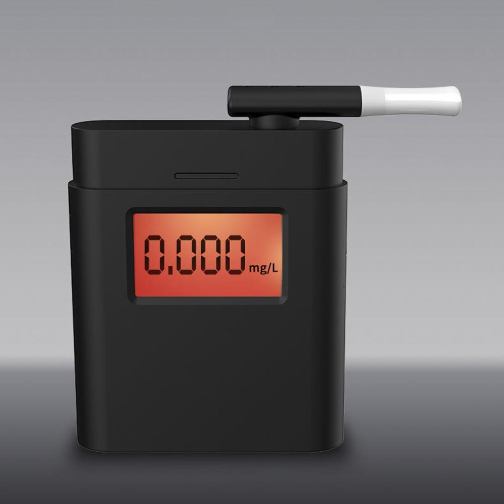 bocais polícia digital testador de álcool analisador