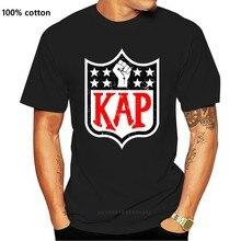 Colin Kaepernick siyah, donanma T-shirt Kap abd bayrağı Tee gömlek kısa kollu serin rahat pride t Shirt erkek Unisex moda tshirt